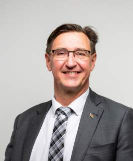 Ordförande Jörgen Pettersson