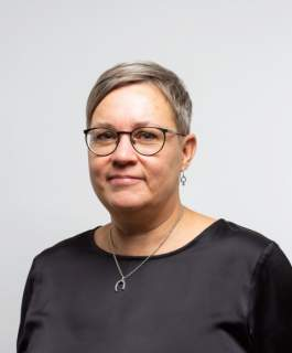 Ersättare Nina Fellman