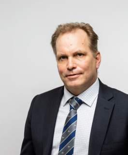 Vice ordförande Mikael Lindholm
